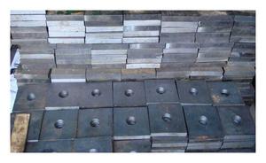 Анкерная плита М72 ГОСТ 24379.1-80